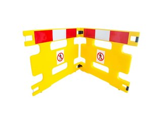 AddGards Handigard Safety Barriers - Red & White - Set of 2