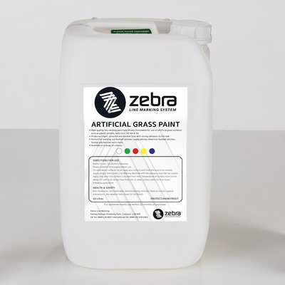 Zebra Lux Artificial Grass Line Marking Bundle