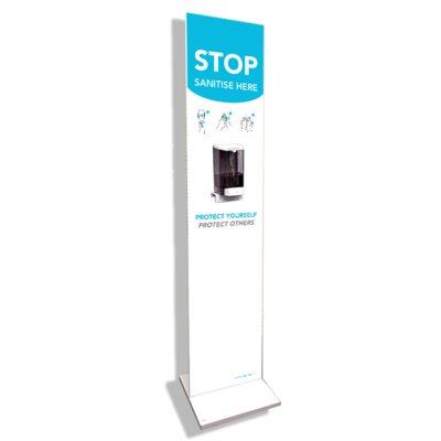 Sanistand Hand Sanitising Station Pack