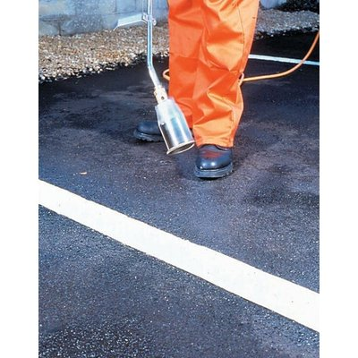 Gas Torch For Thermoplastic Line Marking