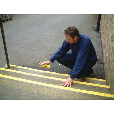 ROCOL SAFE STEP® Anti-Slip Sight Line Spray