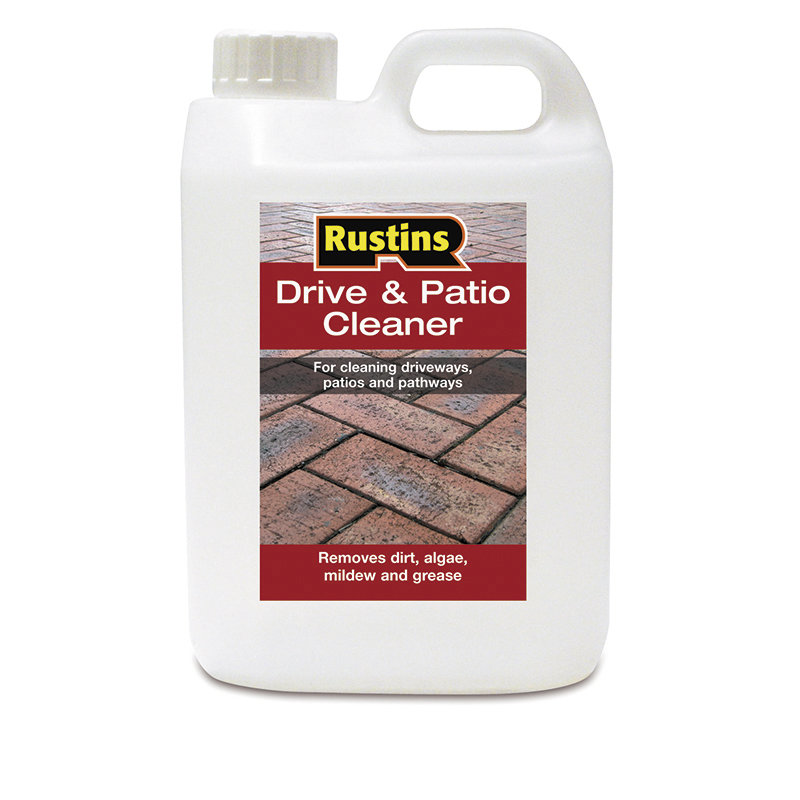 Rustins Driveway & Patio Cleaner 2L /
