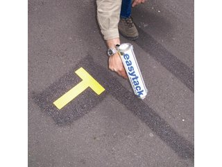 Thermoplastic Road Marking Kit