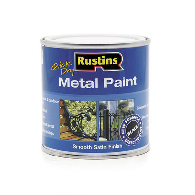 Rustins Quick Dry Metal Paint