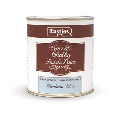 Rustins Quick Dry Chalky Finish Paint