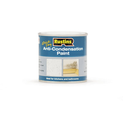Rustins Quick Dry Anti Condensation Paint