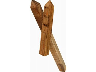 25x Wooden Marking Out Stakes / Pegs