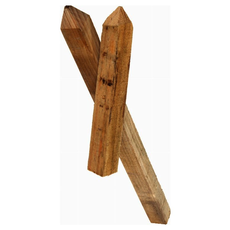 25x Wooden Marking Out Stakes / Pegs /
