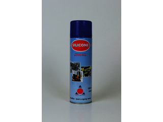 Premium Silicone Lubricant Spray (12 x 500ml Cans)
