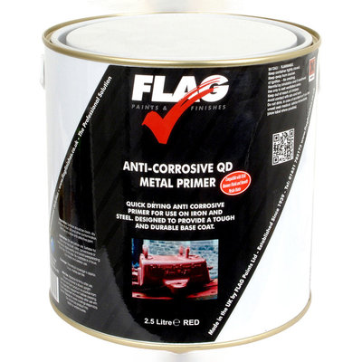 Flag Anti Corrosive Quick Dry Metal Primer