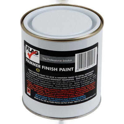 Flag Hammer Finish Paint