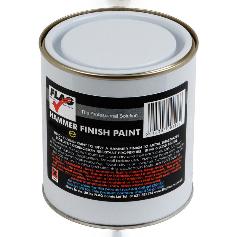 Flag Hammer Finish Paint /