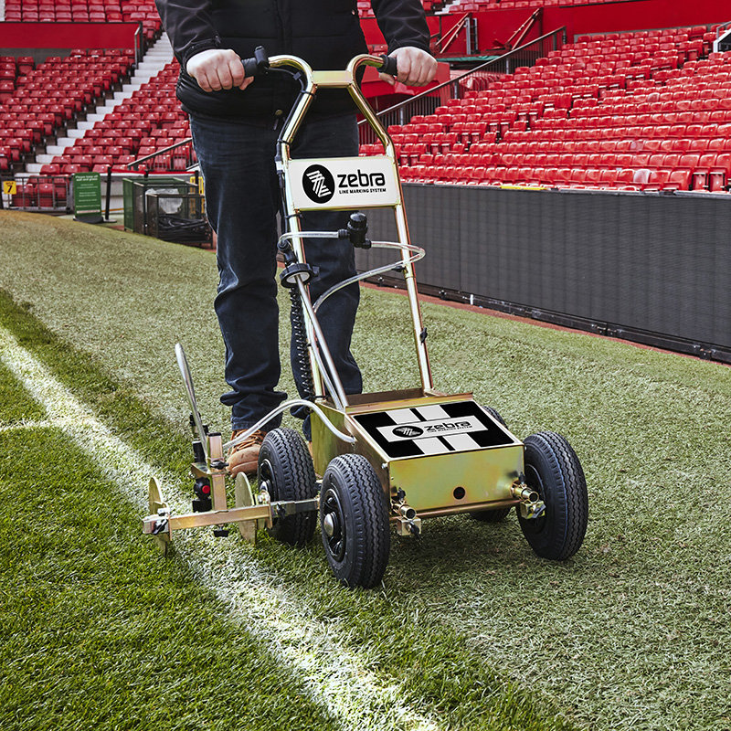 Zebra Eco Grass Line Marking Machine /