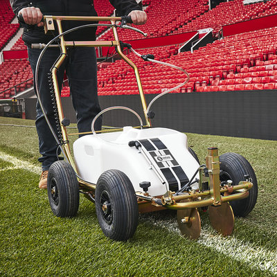 Zebra Lux Grass Line Marking Machine