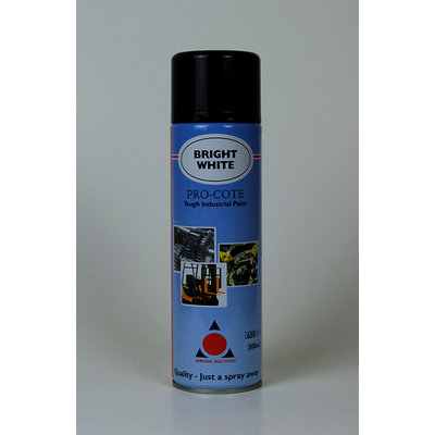 Pro-Cote Tough Industrial Paint (12 x 500ml Cans)