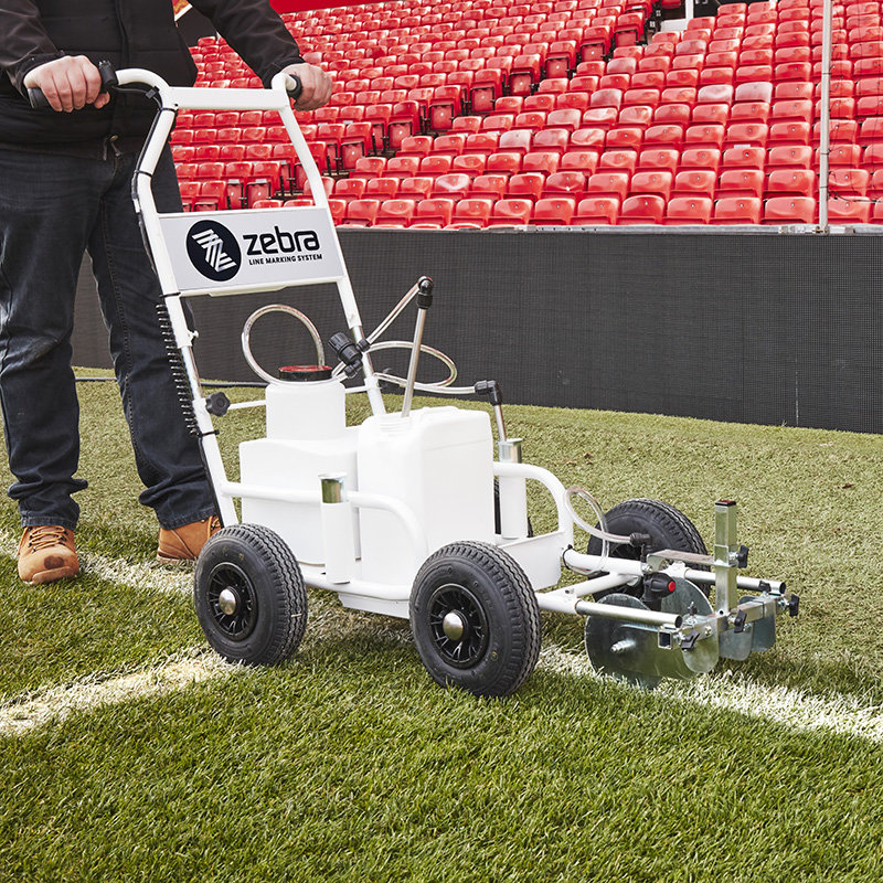 Zebra Pro Grass Line Marking Machine /
