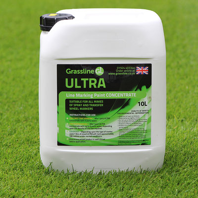 Grassline Ultra Grass Line Marking Paint Concentrate (3x10L)