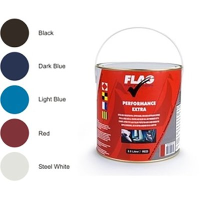 Flag Performance Extra Antifouling Paint 2.5L