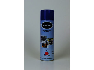 BRAKE! Brake & Clutch Cleaning Spray
