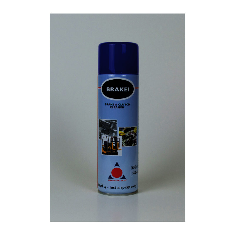 BRAKE! Brake & Clutch Cleaning Spray /