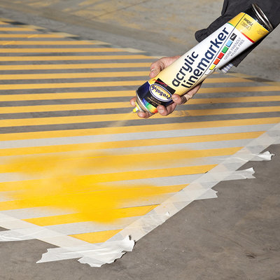 Line Marking Aerosol Spray Paint