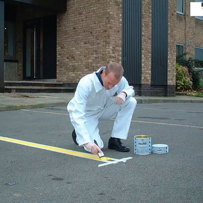 Car Park Line Marking Paint