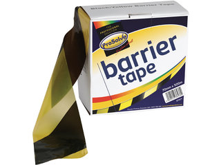 ProSolve Barrier Tape | Hazard Tape