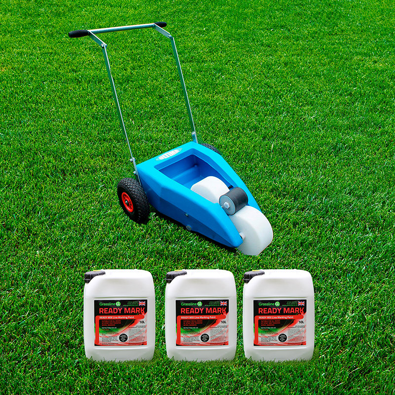 Grassline Pitch Line Marking Bundle