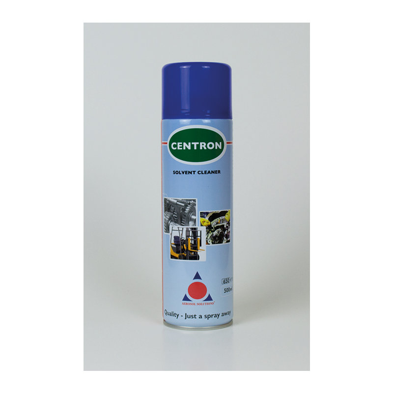 Centron Premium Contact Cleaning Spray (12x 500ml Cans) /