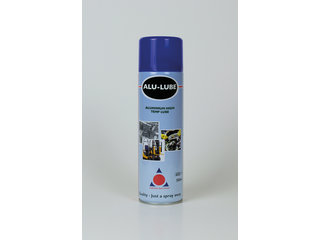 Alu Lube Aluminium Anti-Seize Lubricant Spray (12x 500ml Cans)