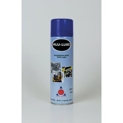 Alu Lube Aluminium Anti-Seize Lubricant Spray