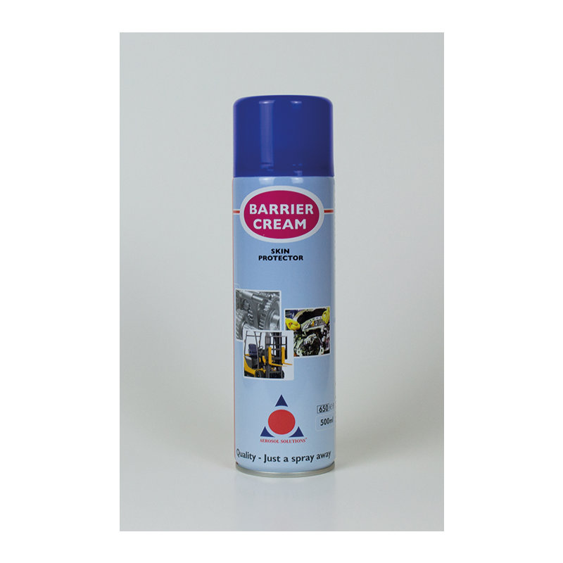 Industrial Skin Protecting Barrier Cream (12x 500ml Cans) /