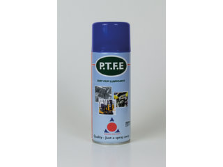 P.T.F.E Specialist Dry Film Lubricant Spray (12x 500ml Cans)
