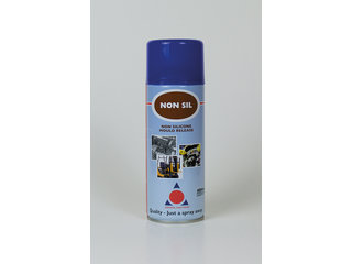Non-Sil Non-Silicone Mould Release Lubricant Spray (12 x 400ml Cans)