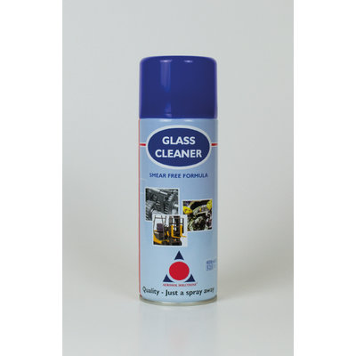 Premium Smear Free Glass Cleaner (12x 400ml Cans)