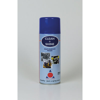 Clean & Shine Multi-Surface Polish (12x 400ml Cans)