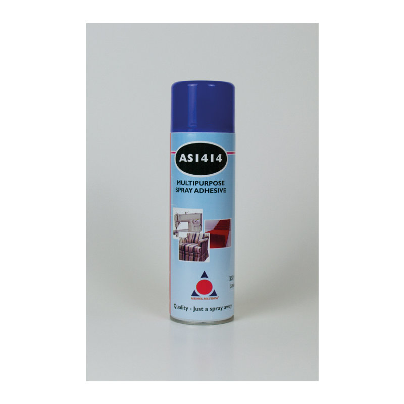 AS1414 Multi-Purpose Adhesive Spray (12x 500ml Cans) /