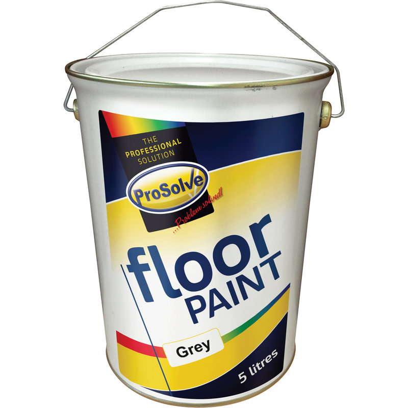 ProSolve Industrial Floor Paint /