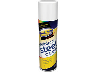 ProSolve Stainless Steel Cleaner Spray (12x 500ml Cans)