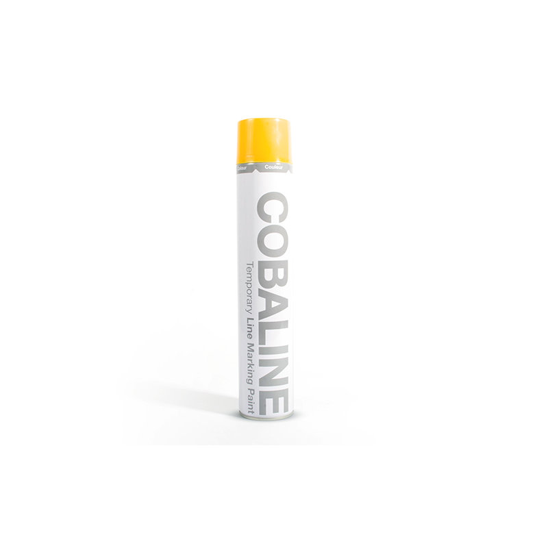 Cobaline Temporary Line Marker Paint (12 x 750ml Cans) /