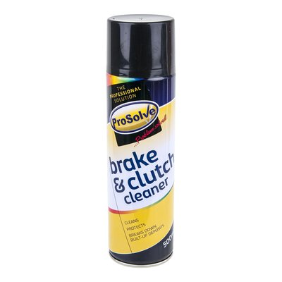 ProSolve Brake & Clutch Cleaner (12 x 500ml)
