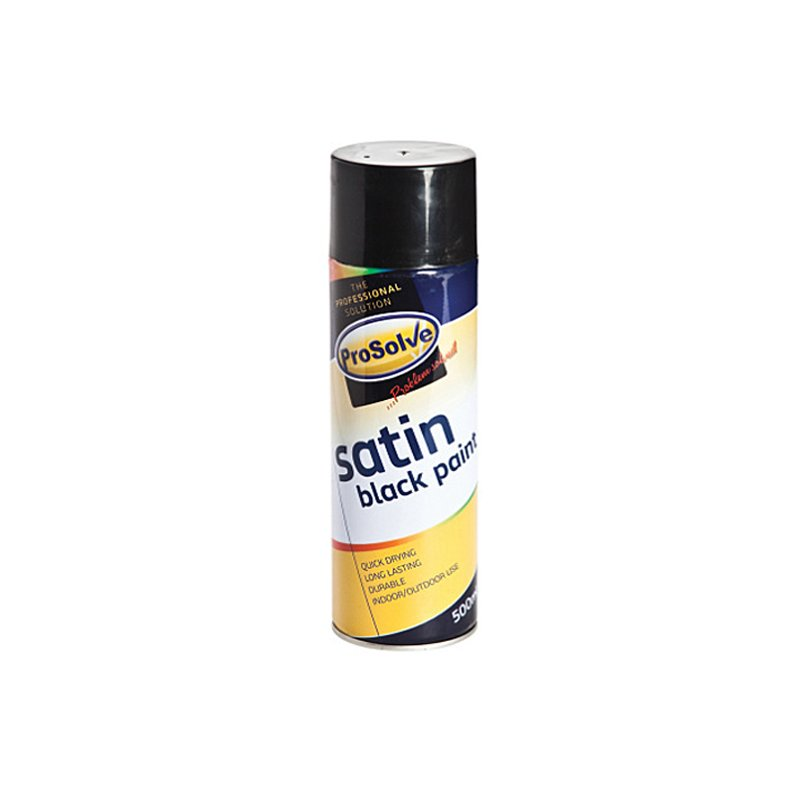 ProSolve Acrylic Satin Spray | 12 x 500ml /