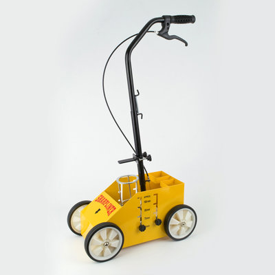 Sharpliner Deluxe 4 Wheel Line Marking Paint Applicator