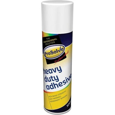 ProSolve Heavy Duty Adhesive Spray