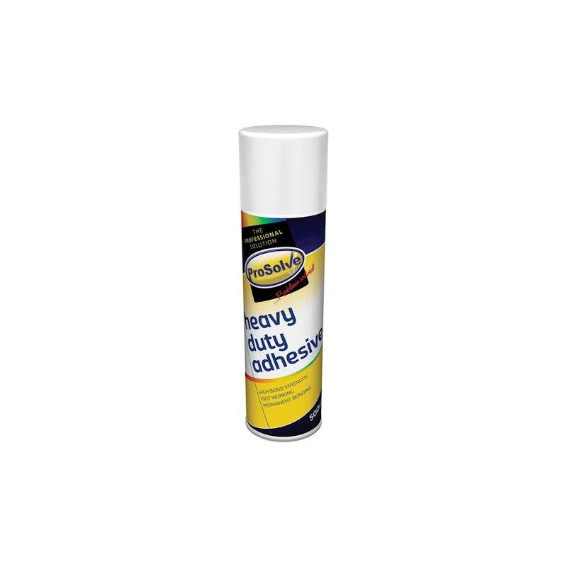 ProSolve Heavy Duty Adhesive Spray /