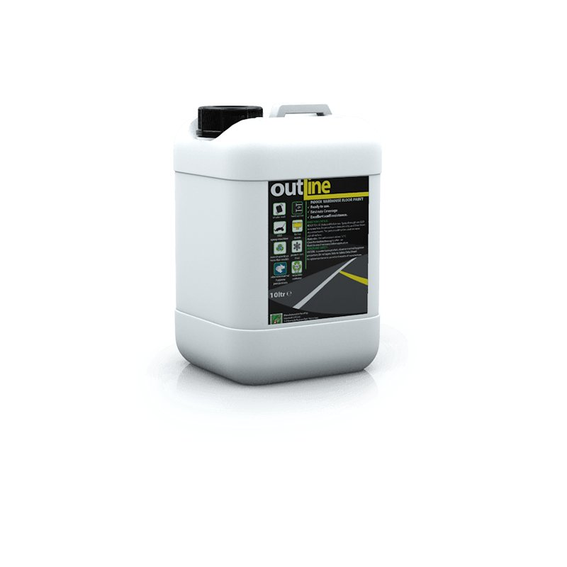 LineMark Outline Indoor Hard Surface Line Marking Paint /