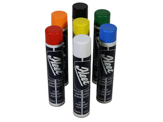 Fleet Aerosol Line Marker Paint (12 x 750ml Cans)
