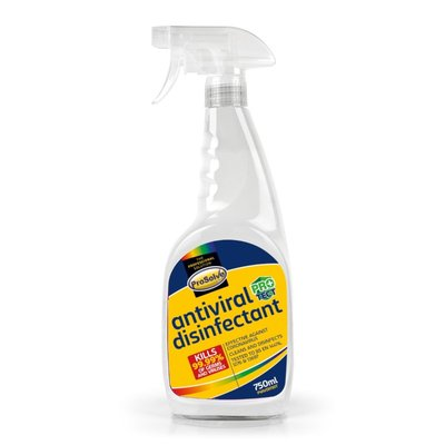 Prosolve Antiviral Disinfectant Spray (6 x 1L)